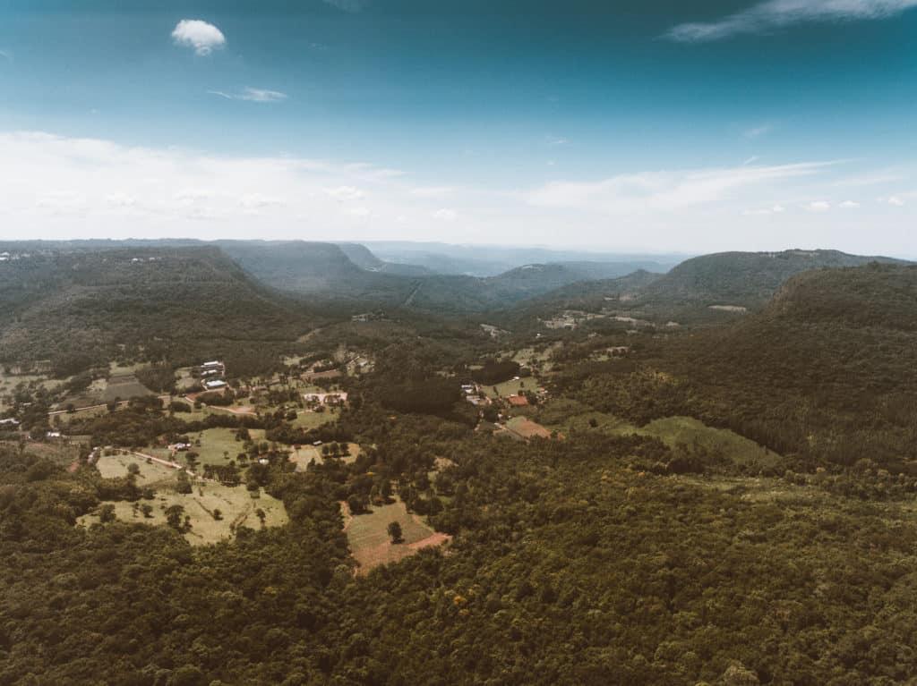 Gramado está na Região das Hortênsias na Serra Gaúcha