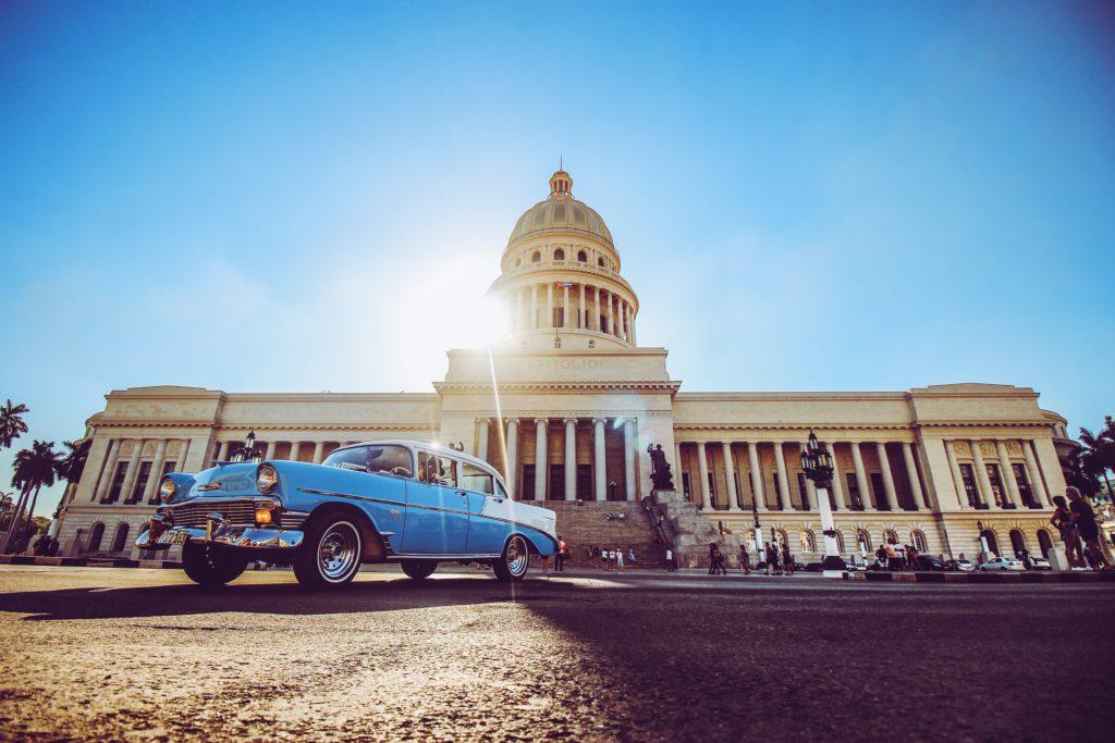 capitólio em havana, Cuba