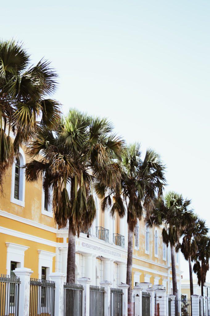 San Juan, capital de Porto Rico