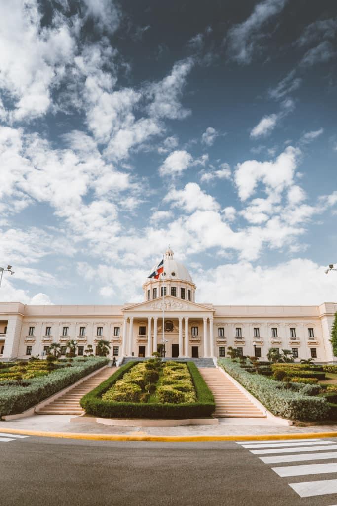 Palácio Nacional de Santo Domingo