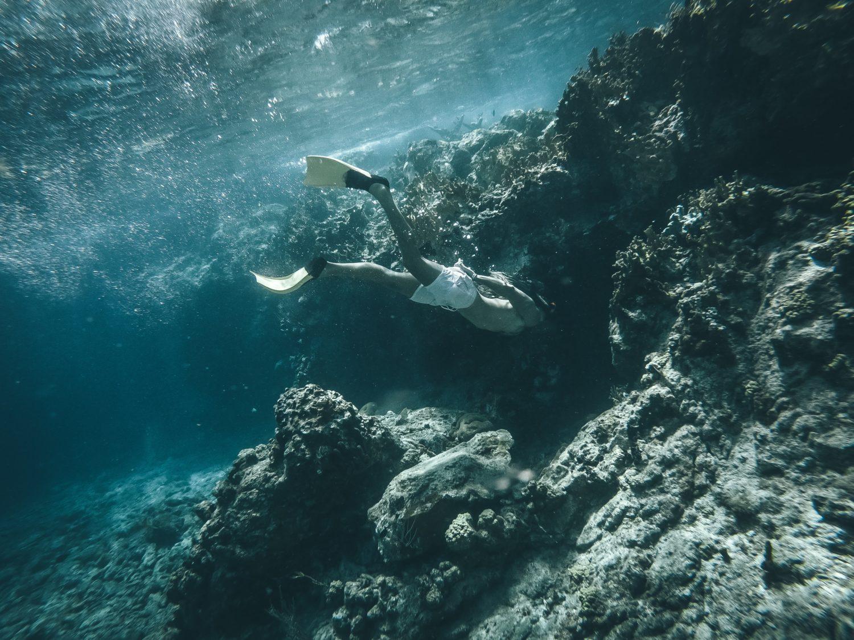 mergulho nas ilhas virgens britânicas no caribe