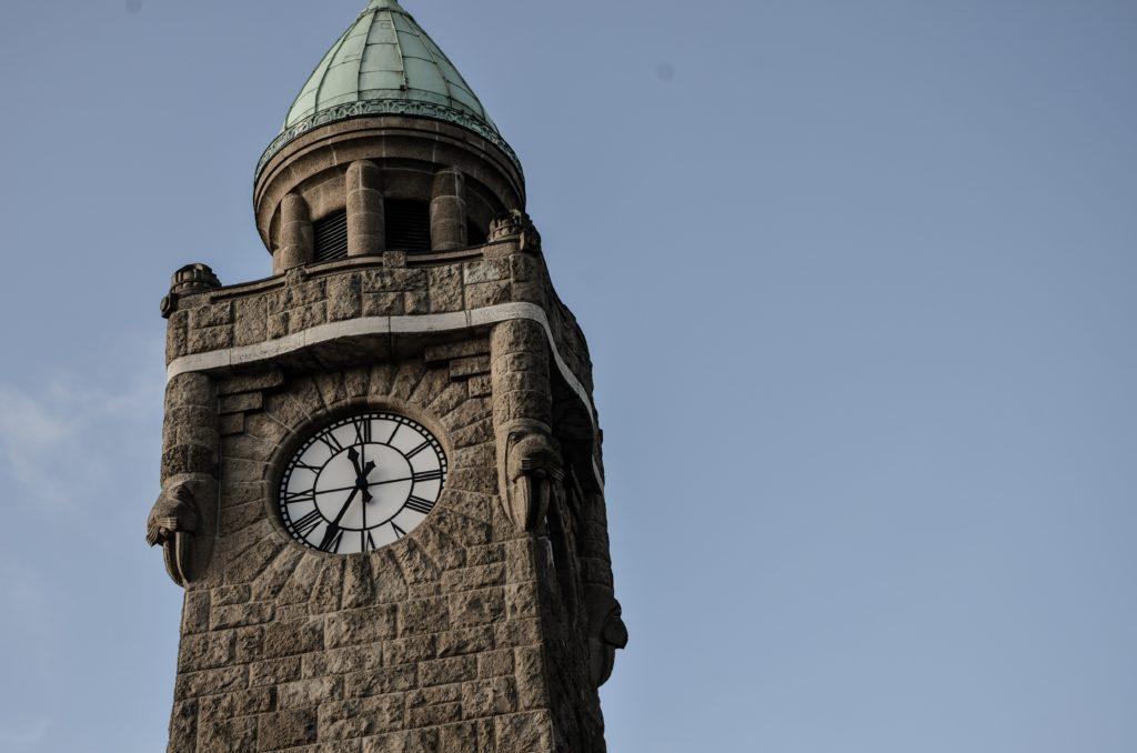 Torre de St. Pauli