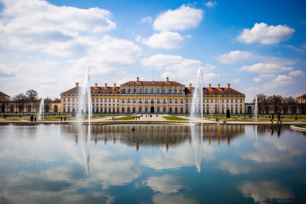 Castelo de Schleissheim em Munique