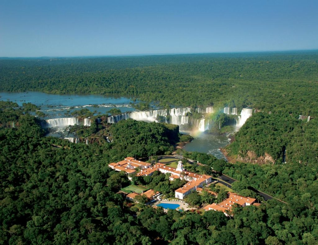 Belmond Hotel das Cataratas para sua lua de mel n o brasil - Clique na foto para saber mais