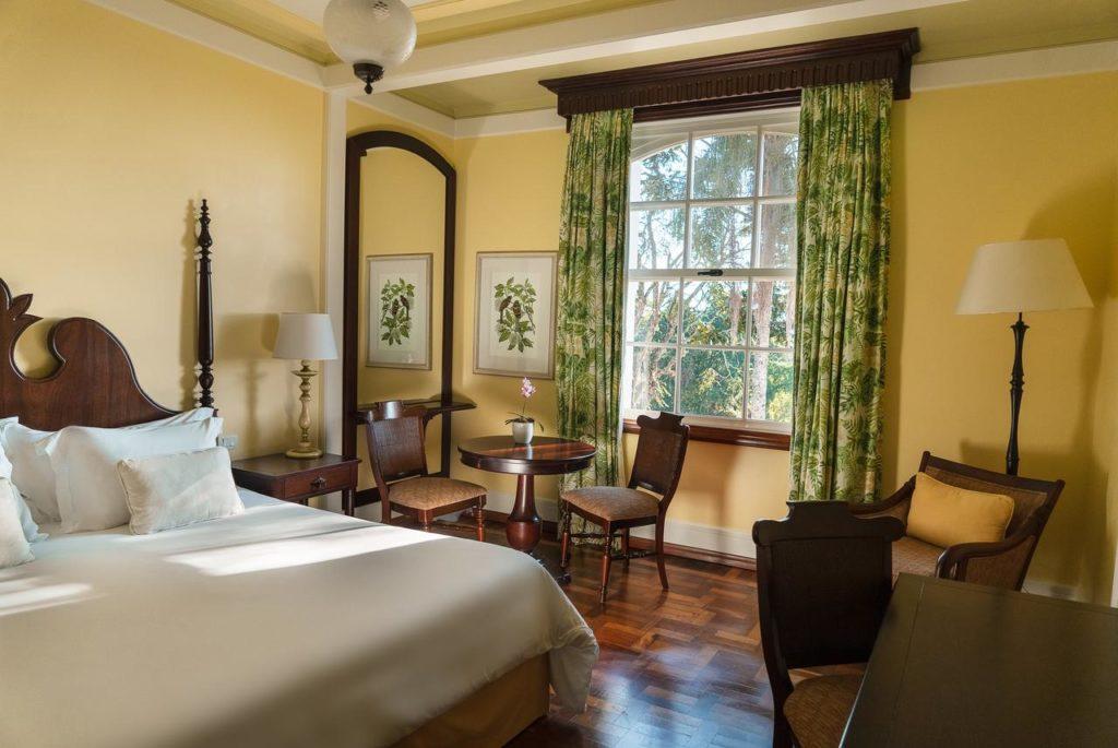 Quarto no Belmond Hotel das Cataratas- Clique na foto para saber - lua de mel no brasil