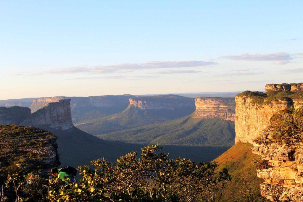 Vista da Chapada Diamantina, uma destino para sua lua de mel na Bahia