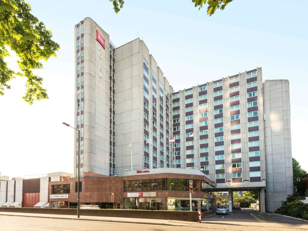 Ibis londo hoteis baratos em londres