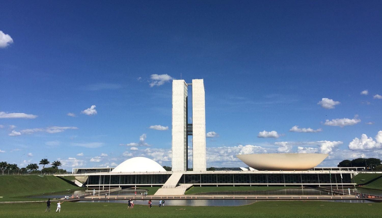 Foto do Congresso Nacional de Brasília