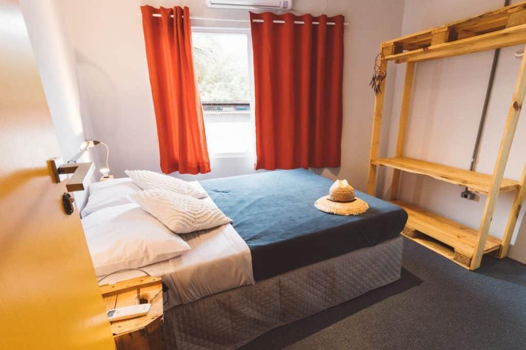 Quarto privativo no Laika Hostel