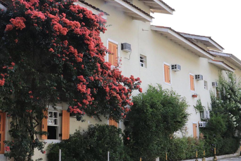 Edifício da Pousada Villa Encanto
