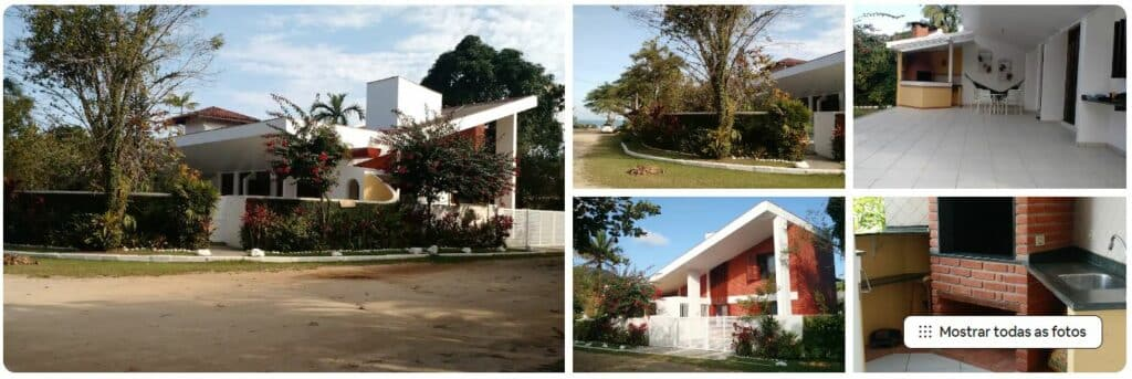 Fotos da Ampla casa no Condomínio Salga