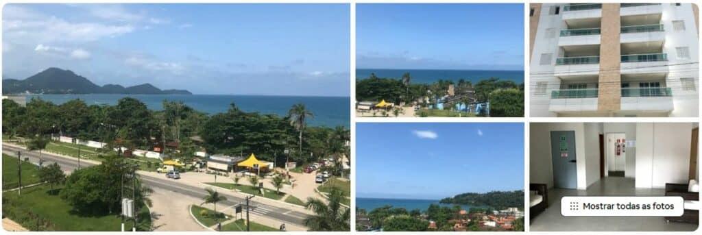 Apartamento VIP com Vista para o Mar
