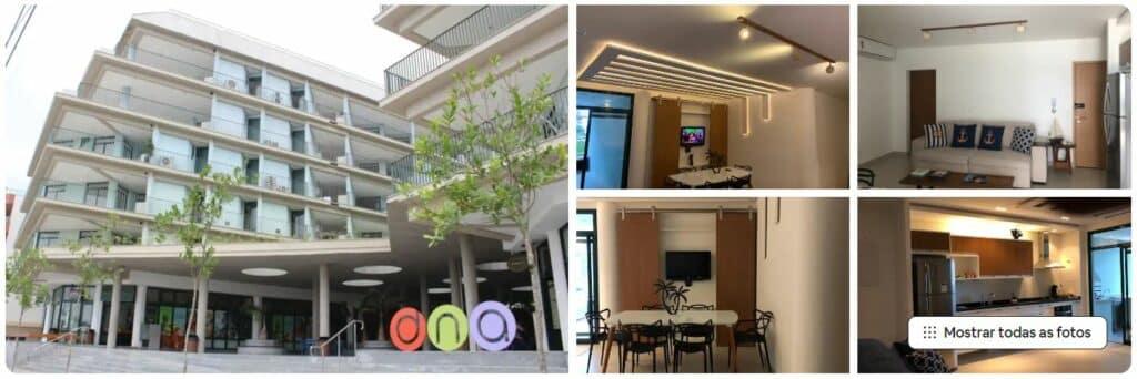 Condomínio Reserva DNA, apartamento disponível no Airbnb