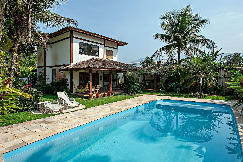 casa luxuosa na barra do una pela airbnb