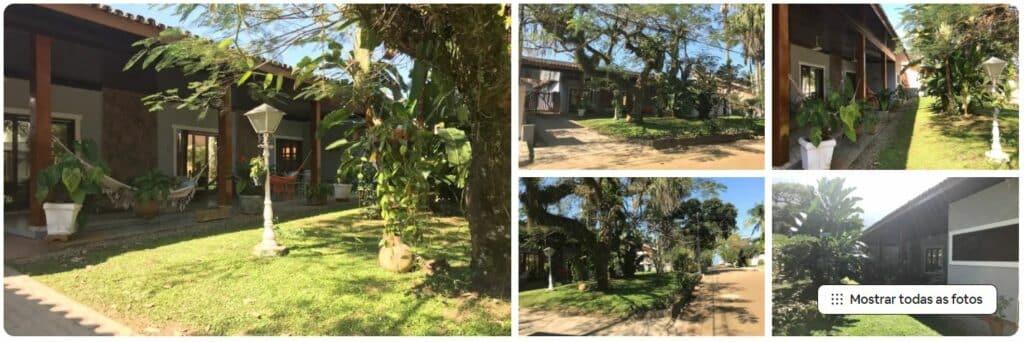 Quintal da Casa em Cond. Fechado, pertinho da Praia do Lázaro