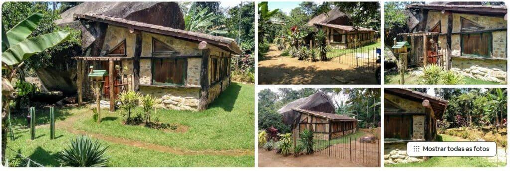 A Casa na Montanha, um Airbnb inusitado em Ubatumirim