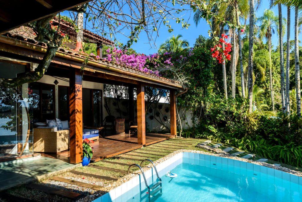 airbnb na barra do una