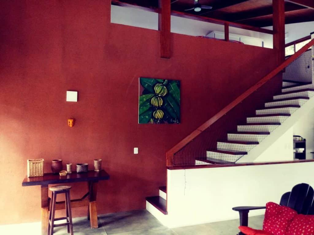 Escada da Casa da Praia do Félix