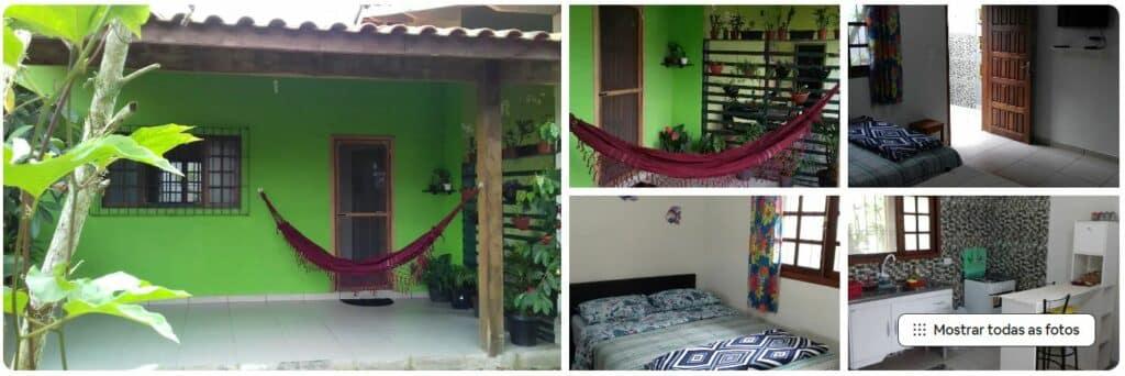 Airbnb Casa Praia do Sapê, Ubatuba
