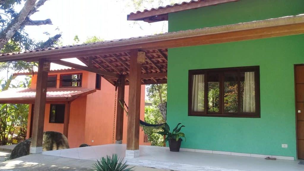 Casa Prumirim, uma residência particular disponível para aluguel