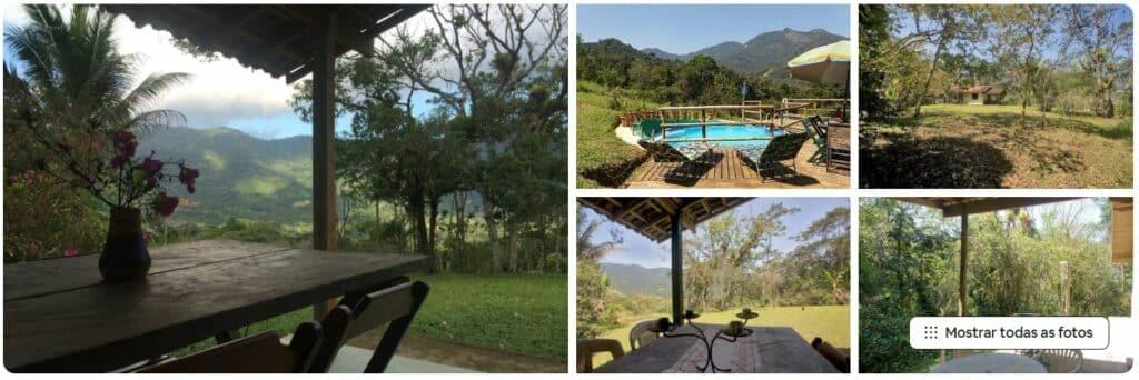 Airbnb Uma charmosa Casa Caiçara em Ubatumirim