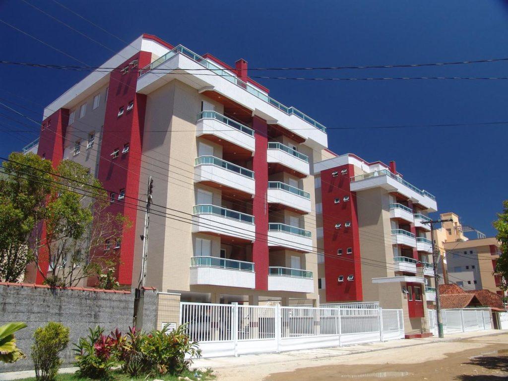 O condomínio Pedra Coral, disponível para aluguel