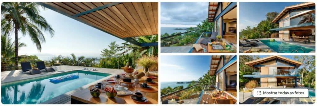 Casa sofisticada na Praia do Pulso, perto de Maranduba