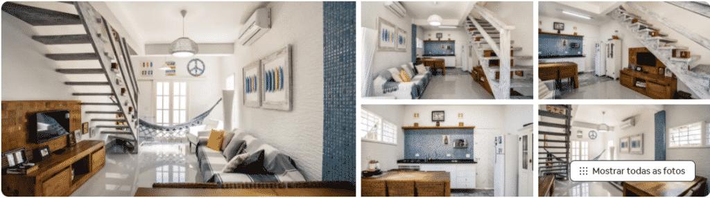 Casa em condomínio da praia de cambury