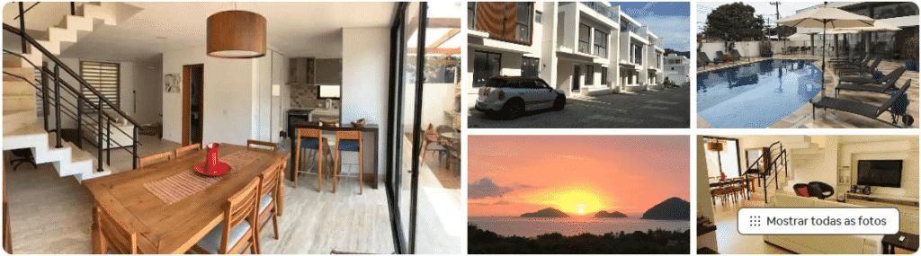 airbnb em camburizinho com descanso e lazer