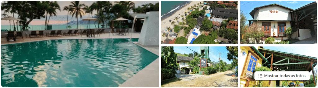 airbnb flat em condomínio fechado na praia de paúba