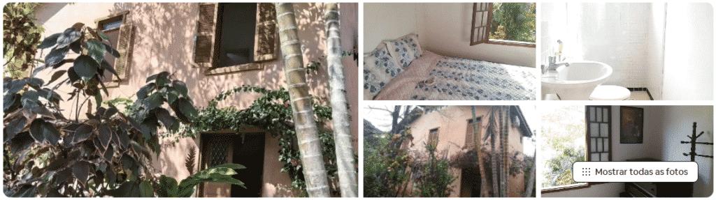 airbnb casa inteira na praia de santiago