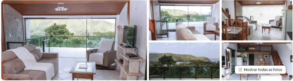 casa em condomínio fechado em airbnb na praia de toque toque grande