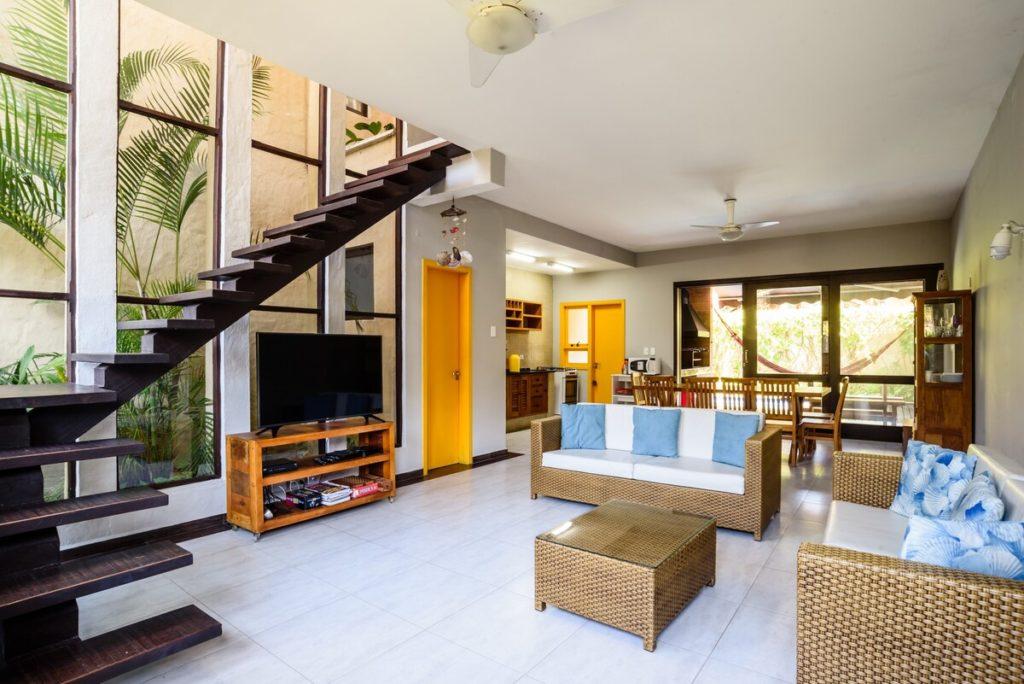 linda casa airbnb
