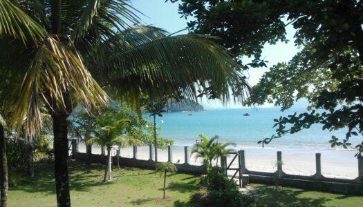 Airbnb na Praia do Lázaro