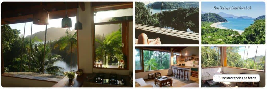 Chalé de Airbnb em Prumirim super confortável e bem avaliado