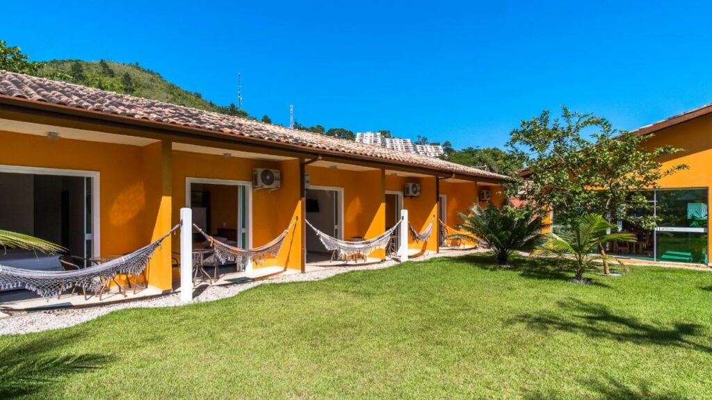 Pousada Villa Piemonte na Praia das Toninhas