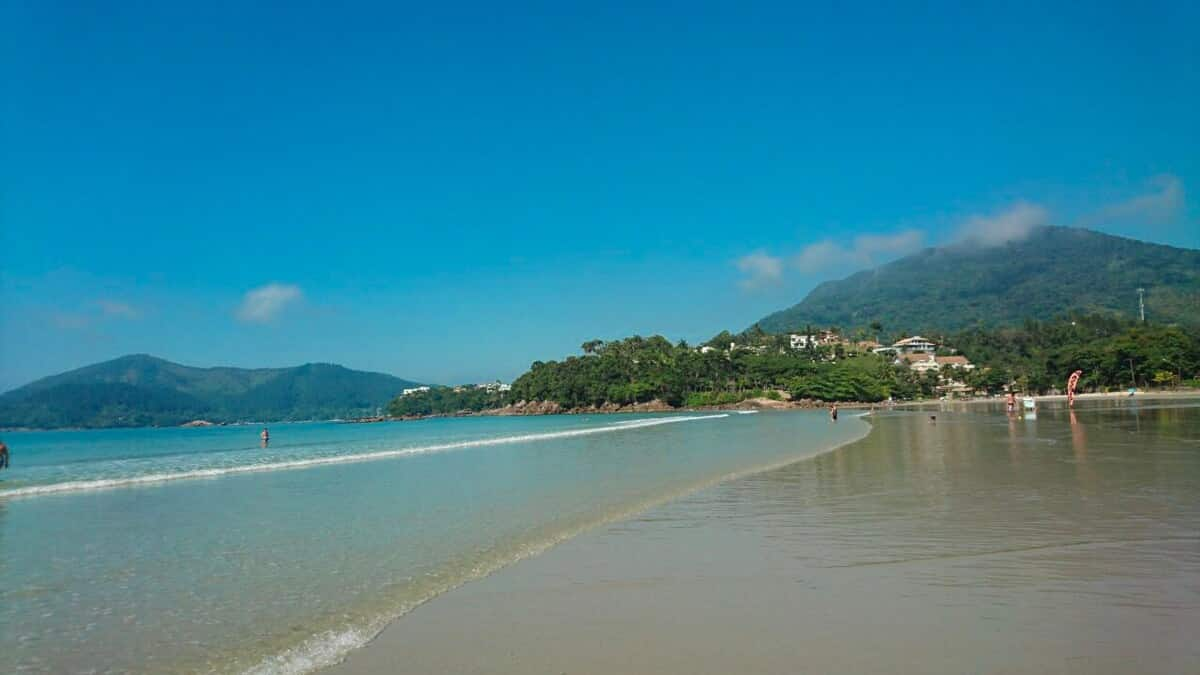 Foto de um dos Airbnb próximos da Praia da Enseada em Ubatuba