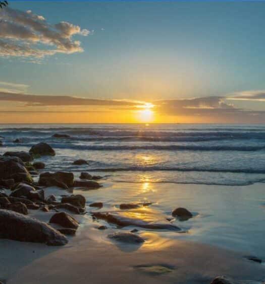 Foto da Praia das Toninhas