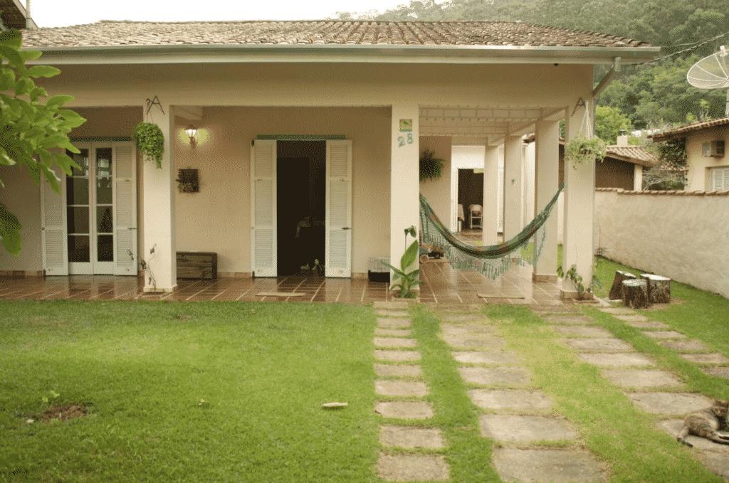 Quintal da Suíte 2 - Casa Sabiá