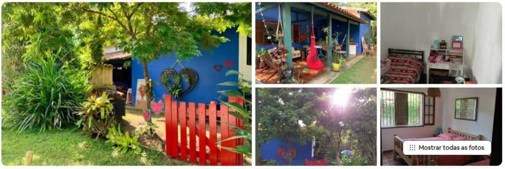 Casa ampla de Airbnb para grupos em viagens para Prumirim