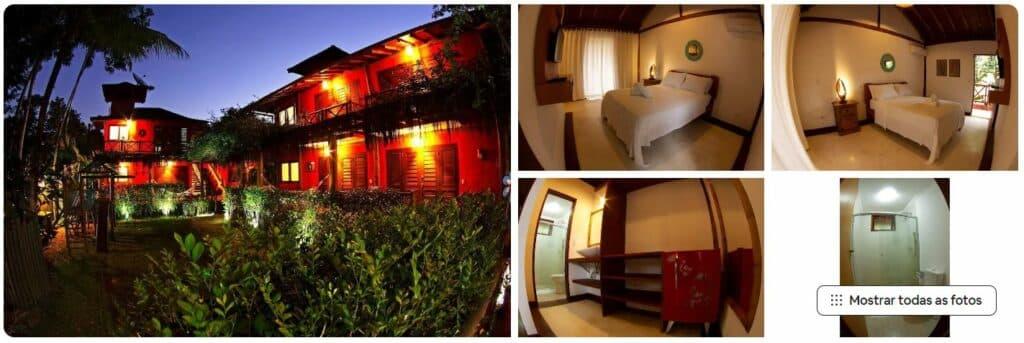Thai Guest House, um dos Airbnb em Itamambuca