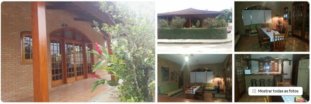 Casa do Airbnb Ubatuba - praia do Lázaro 220 m do mar