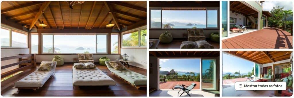 Fotos de dentro do Airbnb Visual deslumbrante e natural praia do Felix