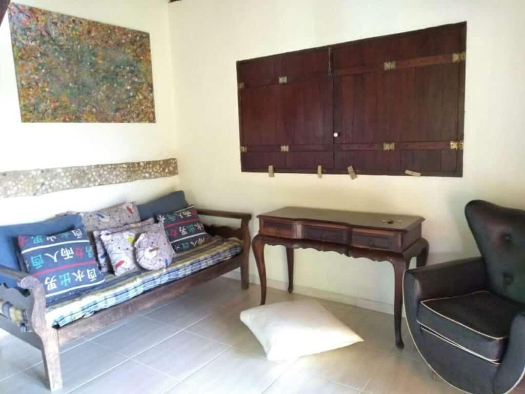 Sala da casa Aguazuis