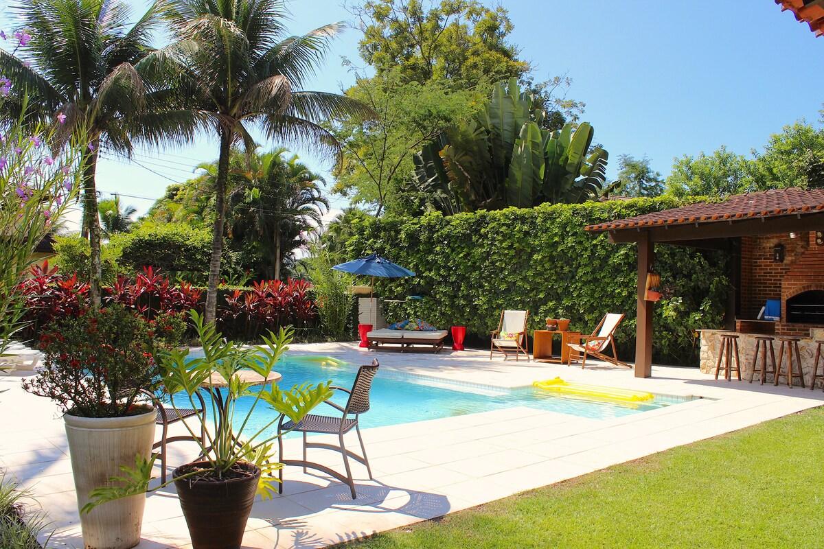 airbnb Paraíso em Angra dos Reis