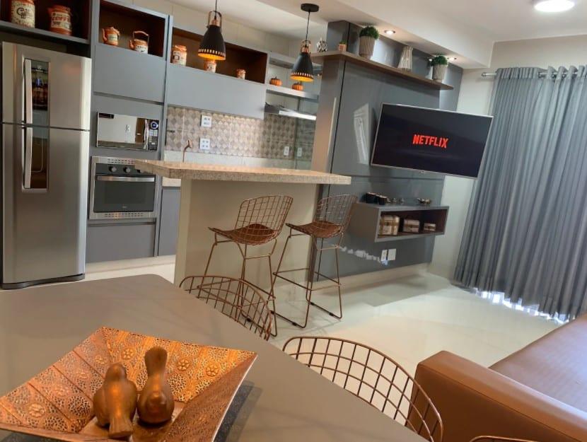 apartamento airbnb luxuoso em Caldas Novas