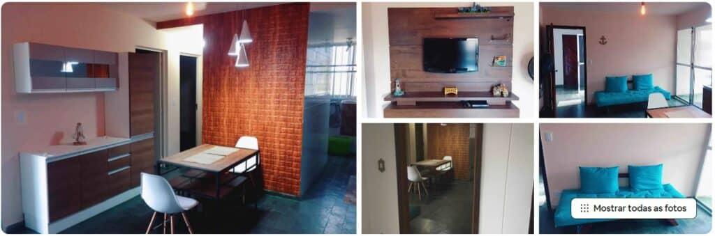 Fotos do Airbnb Apartamento proximo das praias do Sapê e Maranduba