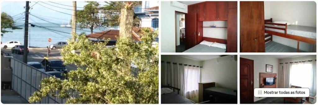 Fotos do Airbnb Apartamento praia do Itaguá