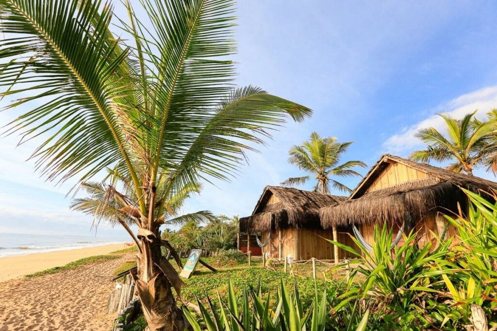 airbnb Bangalôs Mamazoo em Caraíva