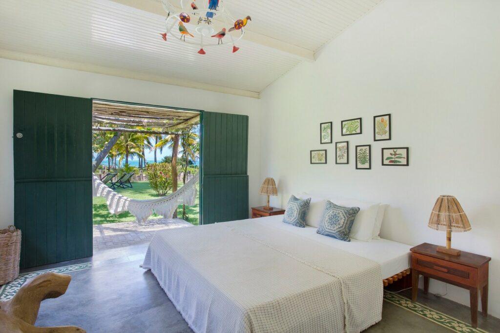 airbnb em porto de pedra